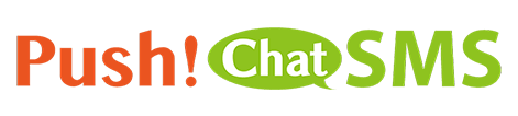 push!Chat SMS